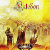[Kaledon Antillius: The King Of The Light Album Cover]