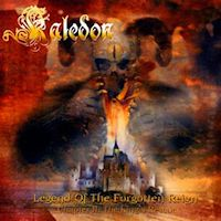 [Kaledon Legend Of The Forgotten Reign Chapter II: The King's Rescue Album Cover]
