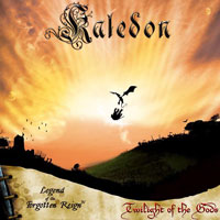 [Kaledon Legend Of The Forgotten Reign Chapter IV: Twilight Of The Gods Album Cover]