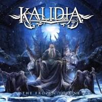 [Kalidia The Frozen Throne Album Cover]