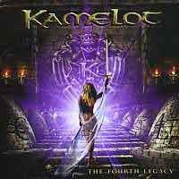 [Kamelot The Fourth Legacy Album Cover]