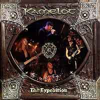 [Kamelot The Expedition Album Cover]