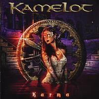 [Kamelot Karma Album Cover]