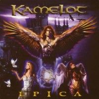 [Kamelot Epica Album Cover]