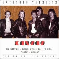 Kansas Extended Versions Album Cover