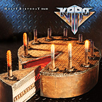 [Karo Heavy Birthday II and III Album Cover]
