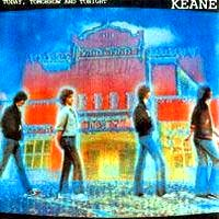 Keane Today, Tomorrow and Tonight Album Cover