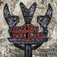 [Keel Streets Of Rock and Roll Album Cover]