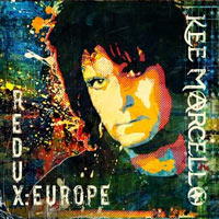 [Kee Marcello Redux: Europe Album Cover]