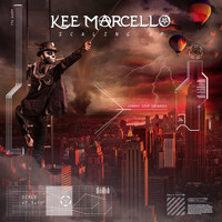 [Kee Marcello Scaling Up Album Cover]