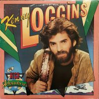 [Kenny Loggins High Adventure Album Cover]