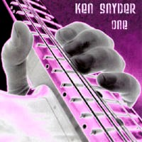 [Ken Snyder One Album Cover]