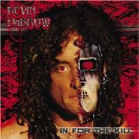 [Kevin Dubrow In For The Kill Album Cover]