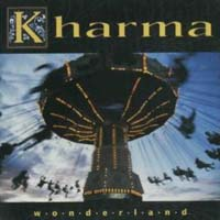 Kharma Wonderland Album Cover