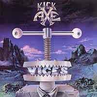 [Kick Axe Vices Album Cover]