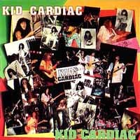[Kid Cardiac Kid Cardiac Album Cover]