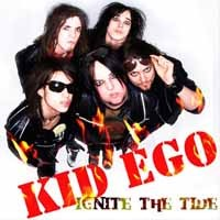 [Kid Ego Ignite the Tide Album Cover]