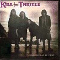 [Kill for Thrills Commercial Suicide Album Cover]