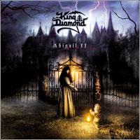 [King Diamond Abigail II: The Revenge Album Cover]