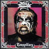 [King Diamond Conspiracy Album Cover]