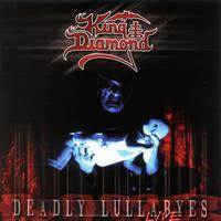 [King Diamond Deadly Lullabyes Live Album Cover]