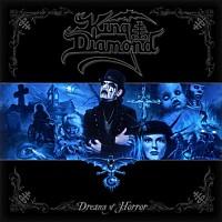 [King Diamond Dreams of Horror Album Cover]