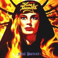 [King Diamond Fatal Portrait Album Cover]