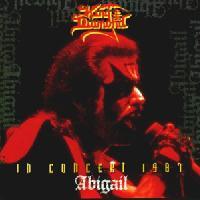[King Diamond In Concert 1987 : Abigail Album Cover]
