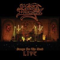 [King Diamond Songs For the Dead - Live  Album Cover]