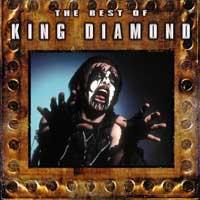 [King Diamond The Best of King Diamond Album Cover]