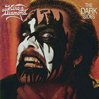 [King Diamond The Dark Sides Album Cover]