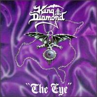 [King Diamond The Eye Album Cover]