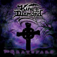 [King Diamond The Graveyard Album Cover]