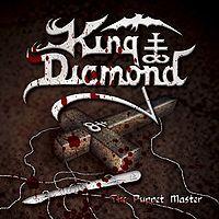 [King Diamond The Puppet Master Album Cover]
