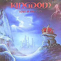 [Kingdom Lost in the City Album Cover]