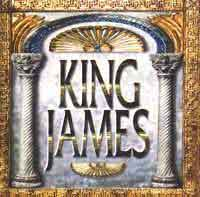 [King James CD COVER]