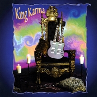 [King Karma King Karma Album Cover]