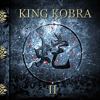 [King Kobra II Album Cover]