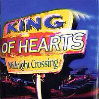 King of Hearts Midnight Crossing Album Cover