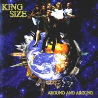 [King Size Around And Around Album Cover]