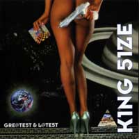 [King Size Greatest and Latest Album Cover]