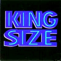 [Kingsize Kingsize Album Cover]