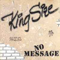 [King Size No Message Album Cover]