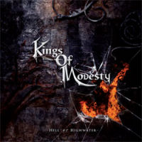 [Kings Of Modesty Hell Or Highwater Album Cover]