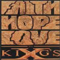 [King's X Faith Hope Love By King's X Album Cover]