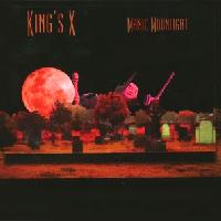 [King's X Manic Moonlight Album Cover]