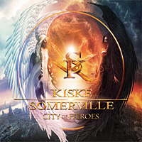 Kiske / Somerville City of Heroes Album Cover