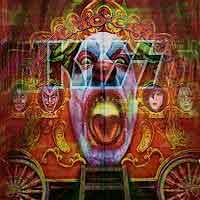 [KISS Psycho Circus Album Cover]