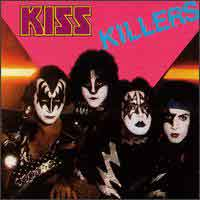 [KISS Killers Album Cover]