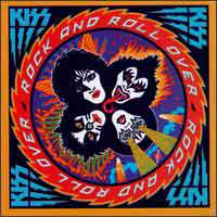 KISS Rock And Roll Over Album Cover